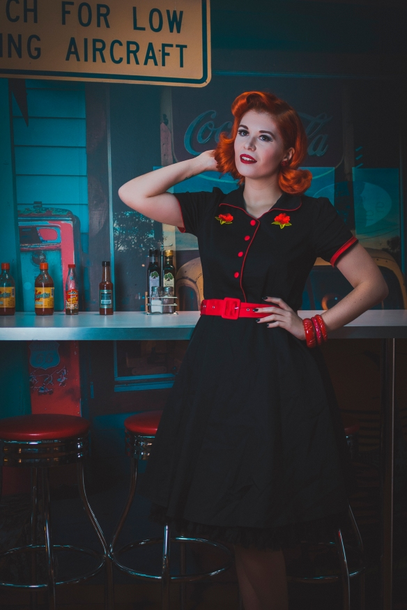 0b0b7c55d588 Dolly and Dotty is a vintage inspired UK brand specialized in fitted and  swing dresses