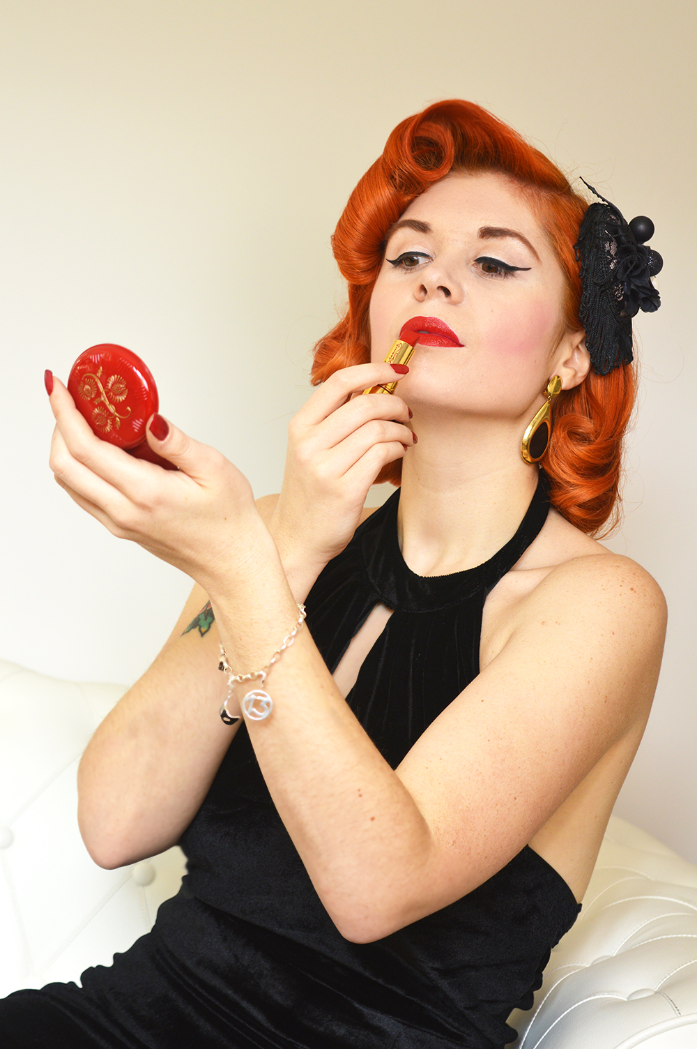 Makeup With History [Besame Cosmetics – Dolly and Dotty ...